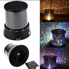 Pop Colorful Bedroom Cosmos Star Master Projector Starry Night Sky Light Lamp SS