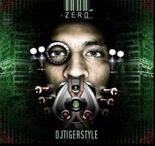 DJ TIGERSTYLE Zero LP NEW VINYL Battle Breaks IE.merg The Inside