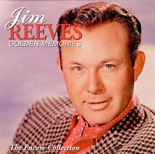 "JIM REEVES ""GOLDEN MEMORIES"" NEW SEALED"