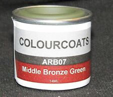 Colourcoats Middle Bronze Green BS381C 23 - (ARB07)