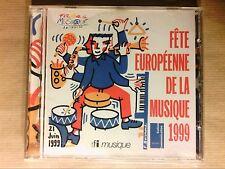 CD RARE / FETE EUROPEENNE DE LA MUSIQUE / FETE DE LA MUSIQUE 1999 / NEUF CELLO
