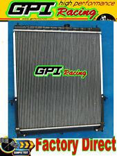 Radiator for Nissan Patrol Y61 GU 3 4 5 4.8L Overflow Pipe 02+ Auto /Manual