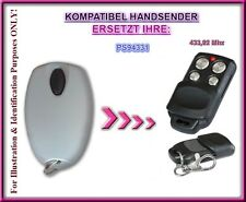 Kompatibel mit PS94331 handsender, Ersatz 433,92Mhz (NOT MADE BY HOMENTRY) !!!)