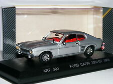 Detail Cars ART303 1969 Ford Capri 2300 GT Silver 1/43