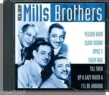 The Mills Brothers - Mills Brothers (2003) - New Forever Gold, European CD!