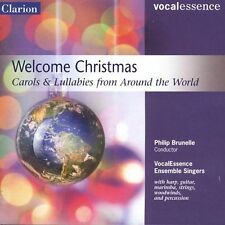 Brunelle; Vocalessence Nsem...-Welcome Christmas: Carols & Lu CD NEW