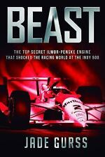 Beast by Jade Gurss, Foreword by Mario Illien (Hardcover) May 8, 2014