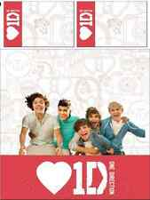 New ONE DIRECTION 1D Quilt / Doona Cover Set - Logan and Mason - Double Bed