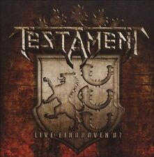 Live At Eindhoven '87 by Testament (CD, Apr-2009, Prosthetic)