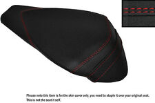 GRIP VINYL RED DS ST CUSTOM FITS APRILIA RSV4 R 1000 09-15 REAR SEAT COVER