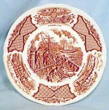 Alfred Meakin Fair Winds Bread & Butter Plate Chinese Export To America