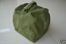 Original Authentic China Air Force Fighter Pilot Flight Helmet Bag