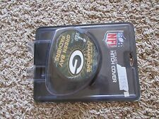 Green Bay Packers Team Plastic Hitch Cover Superbowl XLV New in Package