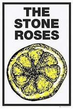 "STONE ROSES POSTER ""FIRST LP"""
