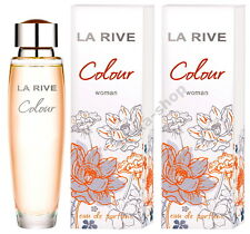 2x75ml = 150ml !!! LA RIVE COLOUR Woman Eau de Parfum zum absoluten Hammerpreis