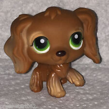 Littlest Pet Shop CHIEN COCKER MARRON N°252 REF238