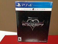 ** Kingdom Hearts HD 2.8 Limited Edition - Brand New - Factory Sealed