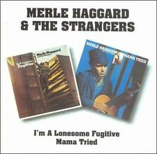 I'm a Lonesome Fugitive/Mama Tried [Remaster] by Merle Haggard & the...