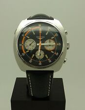 Extremely Rare Longines Chronograph Peru Military Pilot's Watch F.A.P Ref 8224