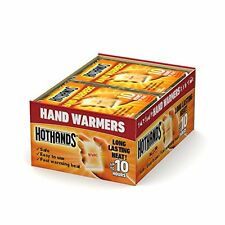 80 Heatmax Hot Hands 2 PK Handwarmers Warmers 40 Pairs Outdoor Camping, New