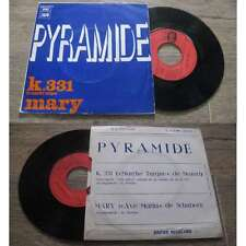 PYRAMIDE - K.331 Rare French PS 7' Classical Psych 1972