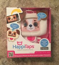 NEW Infantino HAPPITAPS WhiteTeddy iPhone 4 4S 3GS iPod Touch Smartphone Case