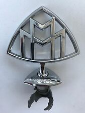 RARE OEM 2004-2012 Maybach 57 62 Hood Emblem|57s 62s Badge Logo