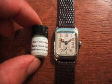 Hard To Find Luminious Paint For Vintage Watch Dials and Hands For Auction