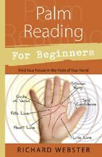 Palm Reading for Beginners ~ Wiccan Pagan Metaphysical Book Supply