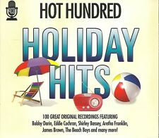 HOT HUNDRED HOLIDAY 100 HITS Inc BOBBY DARIN, SHIRLEY BASSEY. JAMES BROWN & MORE