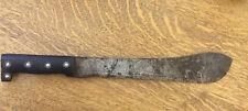 Hand Forged BOLO Machete Knife WWII Korea Vietnam Original MADE in Korea Vintage