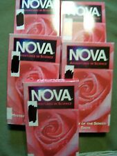 Nova: Mystery of the Senses (1995, 5 VHS) Vision, Smell, Touch, Taste & Hearing