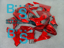 Red ABS Fairing Bodywork Plastic Kit Honda CBR900RR CBR919RR 1998-1999 10 D3