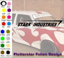 Stark Industries nr1 JDM Sticker Aufkleber OEM Power fun like Shocker Winter