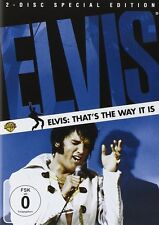 Elvis Presley- That`s the way it is 2DVD special  edition  DVD  Region 2-UK