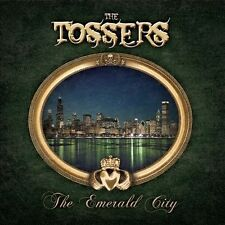 The  Emerald City by The Tossers (CD, Mar-2013, Victory) SEALED