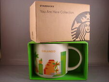 Starbucks Orlando You Are Here Collection 14 Ounce City Mug