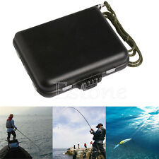 Waterproof Tackle Box Fishing Lure Bait Bag Storage Case With 16 Compartments