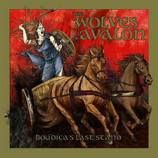 "The Wolves of Avalon ""Boudicca's Last Stand"" (NEU / NEW) Pagan-Metal"