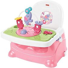 Fisher-Price Bmb79 Pretty In Pink Elephant Booster New