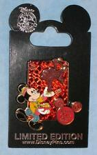 Disneyland DLR DCA Lunar New Year of the Monkey 2016 Mickey Mouse AP Pin LE