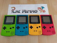 CONSOLA NINTENDO GAME BOY COLOR MUY BUEN ESTADO COLOR A ELEGIR