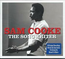 Sam Cooke - The Songwriter - 40 Original Recordings (2CD 2015) NEW/SEALED