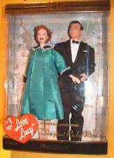 2005 Mattel Barbie I Love Lucy Episode 50 Lucy and Ricky Ricardo