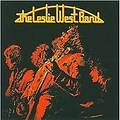 The Leslie West Band Self-Titled CD 2008 Mountain VG+
