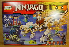 LEGO NINJAGO Masters of Spinjitzu Master Wu White Dragon Set 70734 NEW Ninja!