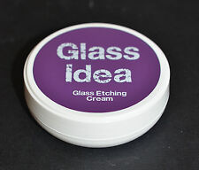 Glass Etching Cream 85g(cream weight)