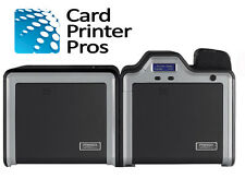 Fargo HDP5000 Dual-side High Definition ID Card Printer (100-Day Warranty)
