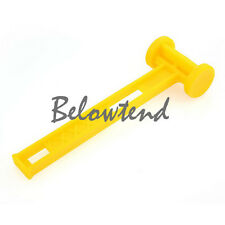 Plastic Mallet Hammer For Camping Tent Peg Ground Stake Fishing Hiking