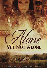 Christian Movie Store - Alone Yet Not Alone DVD - New Sealed